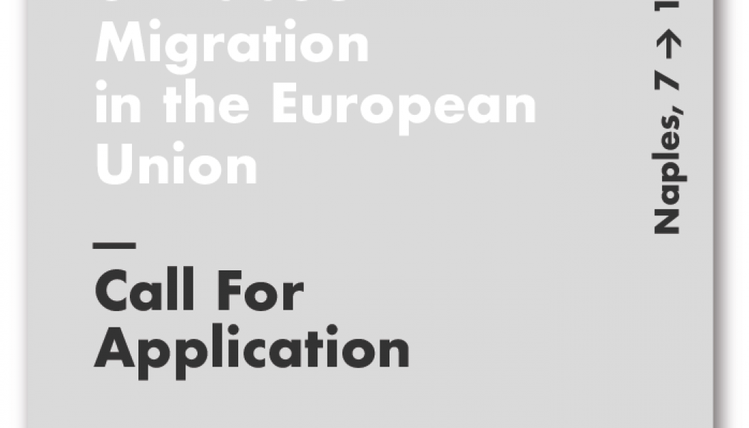 The Call for Applications of the 2020 EULab is now online!