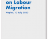 The leaflet of the 2020 EULab Roundtable on Labour Migration in now online!
