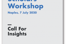 The Call for Insights for the 2020 Young Scholars Workshop is now online!